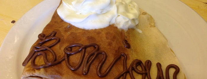 Paris Creperie is one of Cravings.