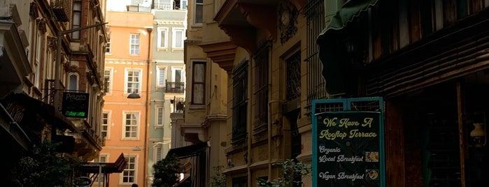 Şahkulu is one of İstanbul Mahalle.