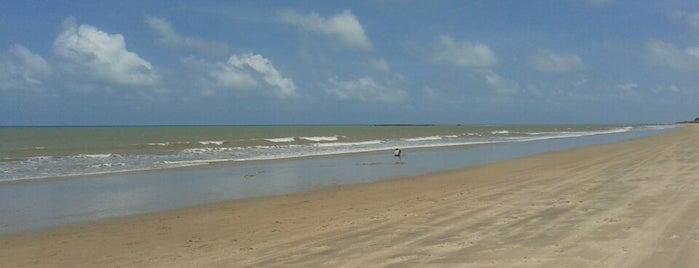 Praia de Carnaubinha is one of Gostoso.