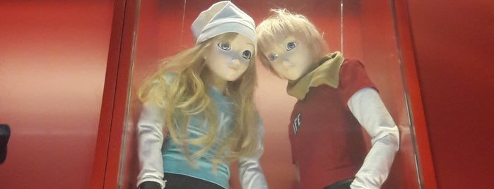 Marionetteatern is one of Sweden with kid.