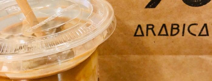 % ARABICA 京都 藤井大丸 is one of Potable Coffee Global.