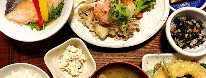 Ouchi Gohan Kokoraya is one of Japan.