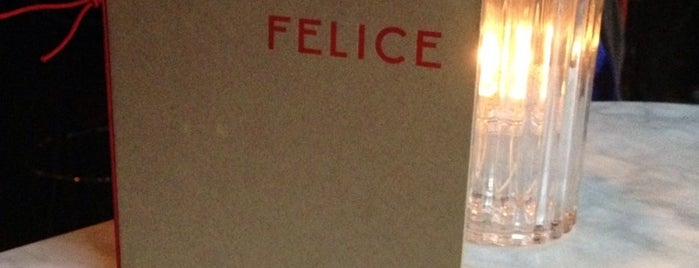 Bar Felice is one of NYC Upper East Side Eats.