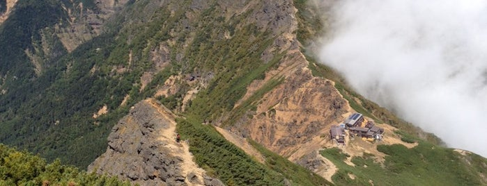 Mt. Akadake is one of 山行記録.