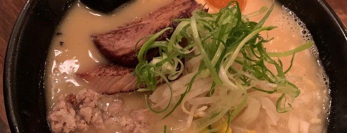 Zurutto Ramen & Gyoza Bar is one of To-Try: Uptown Restaurants.