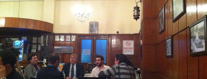 Tarihi Gar Restoran is one of Ankara.