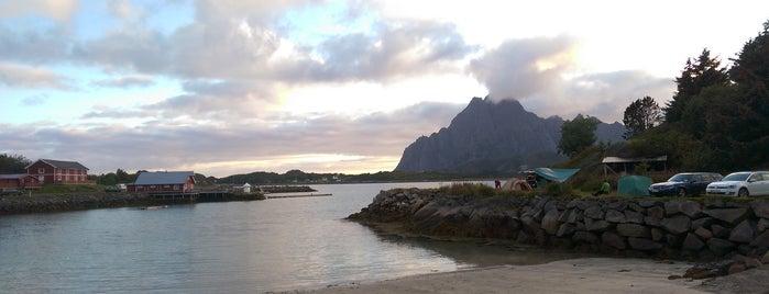 Ørsvågvær Camping is one of Krzysztof 님이 좋아한 장소.