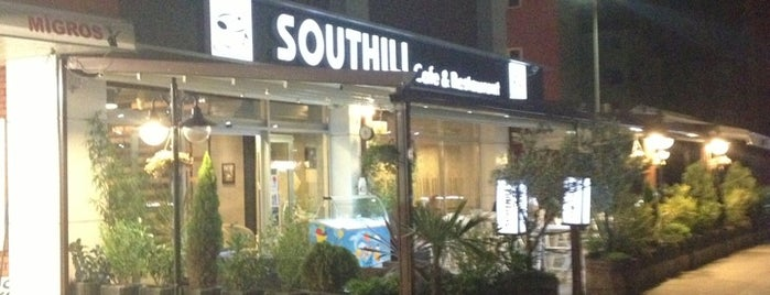 Southill Cafe & Restaurant is one of Yusuf : понравившиеся места.