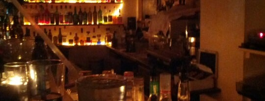 Toast Bar is one of Foursquare Best of Hamburg: Bars.