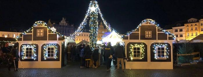 Adventní trhy | Českobudějovický advent is one of Weihnachtsmärkte 2.