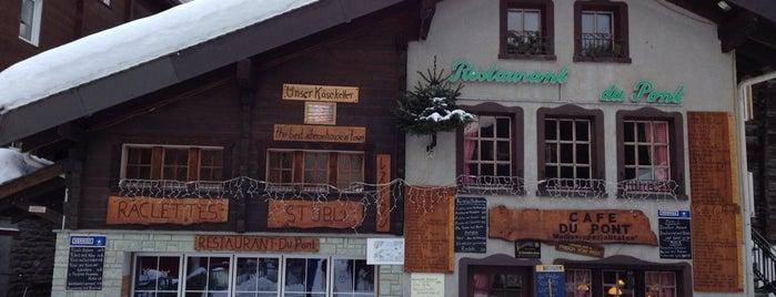 Restaurant du Pont is one of Top Taste.