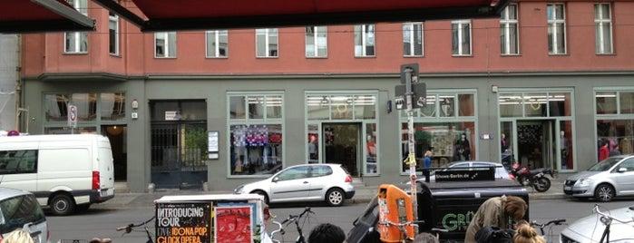 CARAS is one of Berlin Restaurants and Cafés.