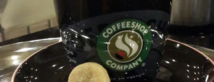 Coffeeshop Company is one of Kukis Gidilmeli.