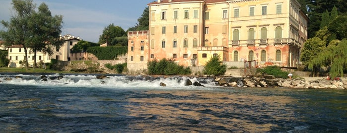 Bassano del Grappa is one of Veneto best places.