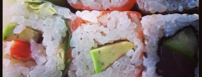 Sushi World is one of Orte, die Elik gefallen.