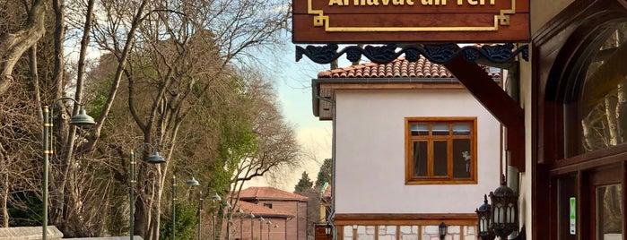 Tarihi Merkezefendi Köftecisi Ahmet Usta is one of İstanbul.