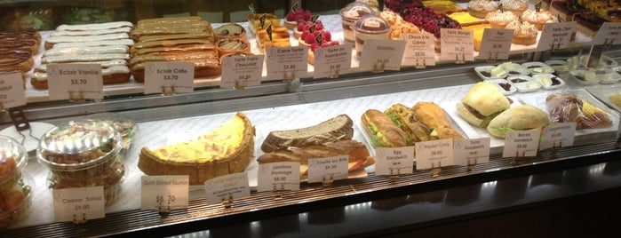 Maison Kayser is one of Desserts/Pastries/Cafes.