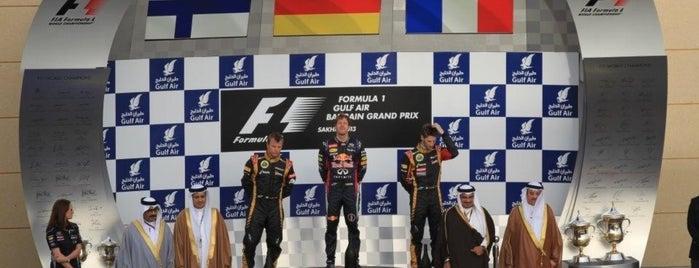 Bahrain International Circuit is one of When in BAHRAIN !.