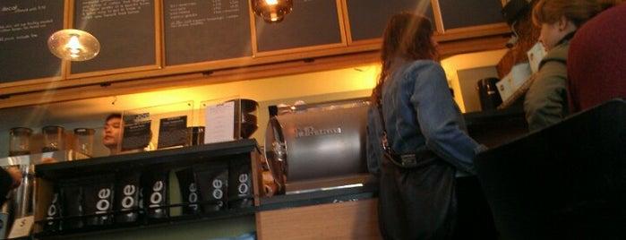 Joe Coffee Company is one of Posti che sono piaciuti a Roger.