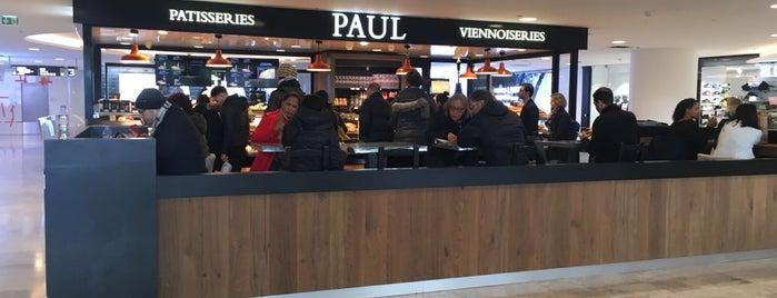 Paul is one of Tempat yang Disukai Juliette.