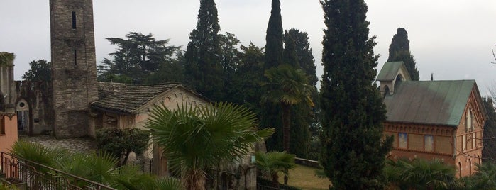 Villa Passalacqua is one of BoutiqueHotels.