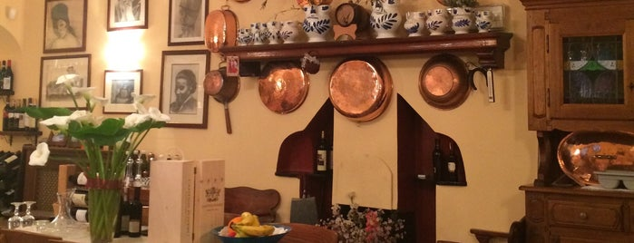 Locanda del Grifo is one of Posti che sono piaciuti a Anna.