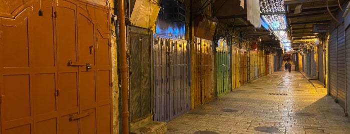 Christian Quarter is one of Israil.
