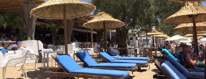 Logaras Beach is one of Posti che sono piaciuti a Aylin.