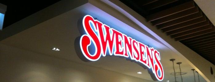 Swensen's is one of Veggie choices in Non-Vegetarian Restaurants.