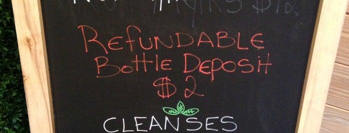 Green Point Juicery: Organic Juice Bar is one of Nick : понравившиеся места.