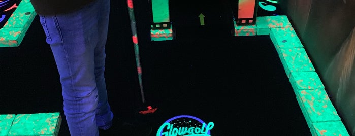 GlowGolf Rotterdam is one of Orte, die Can gefallen.