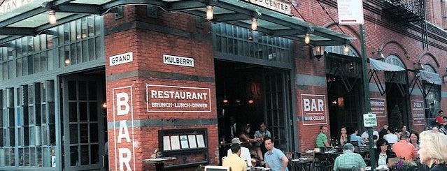Italian Food Center is one of New York's Best Brunch Spots.