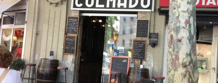 El Colmado is one of Vermuteando.