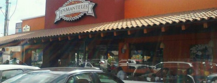 Los Manteles is one of Mis favoritos.