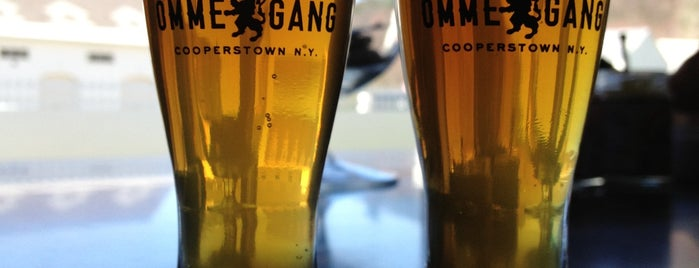 Brewery Ommegang is one of Food & Drink.