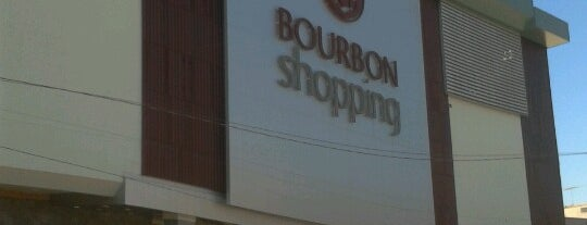 Bourbon Shopping Novo Hamburgo is one of Tempat yang Disukai Laila.