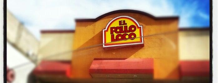 El Pollo Loco is one of Lieux qui ont plu à Monica.
