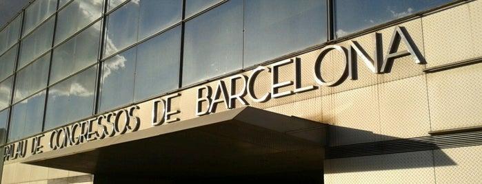 Palau de Congressos de Barcelona is one of España, Barcelona.