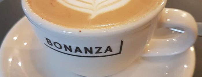 Bonanza Coffee is one of สถานที่ที่ Lou ถูกใจ.