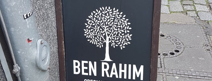 BEN RAHIM is one of สถานที่ที่ Lou ถูกใจ.