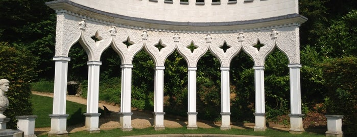 Painswick Rococo Garden is one of dyvroeth : понравившиеся места.