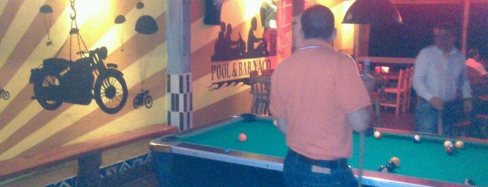 Yaco - Pool & Bar is one of Best Spots in Manzanillo.
