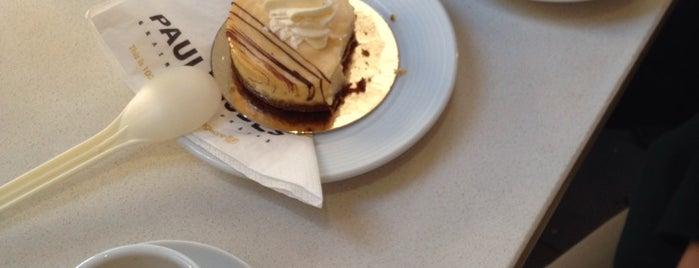 Paul Rhodes Bakery is one of Coffee / tea & cake.