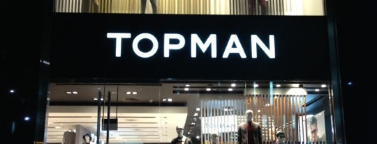 Topshop / Topman is one of #myhints4Singapore.