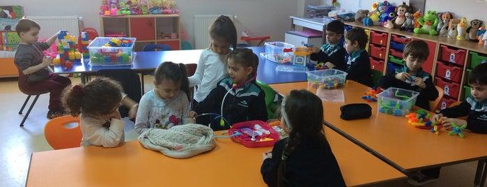 Özel Bilgili Kültür Okulları is one of Orte, die Hasan gefallen.