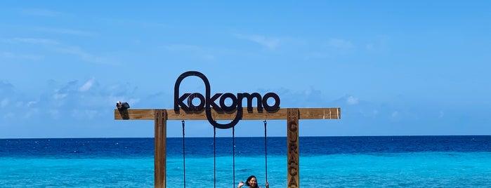 Kokomo Beach is one of Tempat yang Disukai Delete.