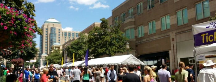 Taste Of Reston is one of Montaignさんのお気に入りスポット.