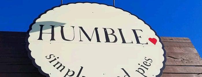 Humble Pies is one of สถานที่ที่ Tammy ถูกใจ.