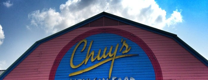 Chuy's is one of Lieux sauvegardés par Robert.