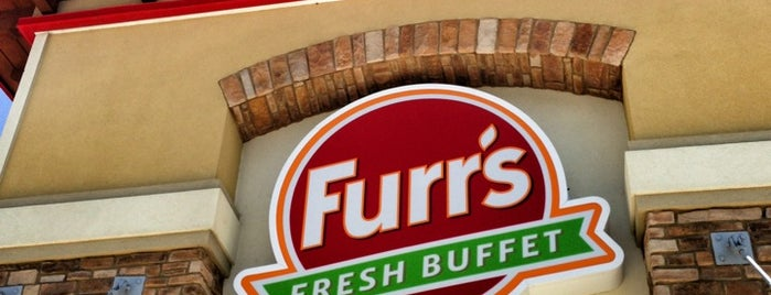 Furr's Fresh Buffet is one of Ken : понравившиеся места.